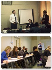 Teaching in Moscow 1991 and 2011