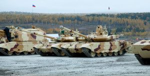 T-90MC Russian main battle tank